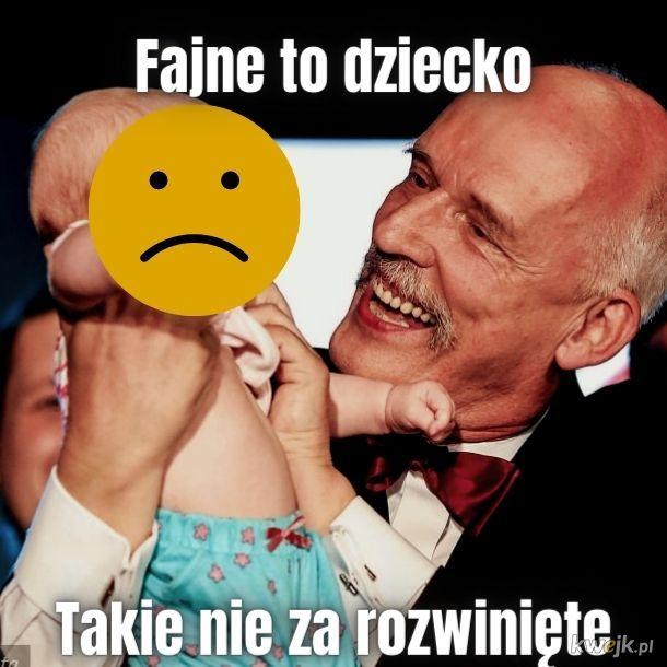 Takie, jak i Pan, Panie Januszu!