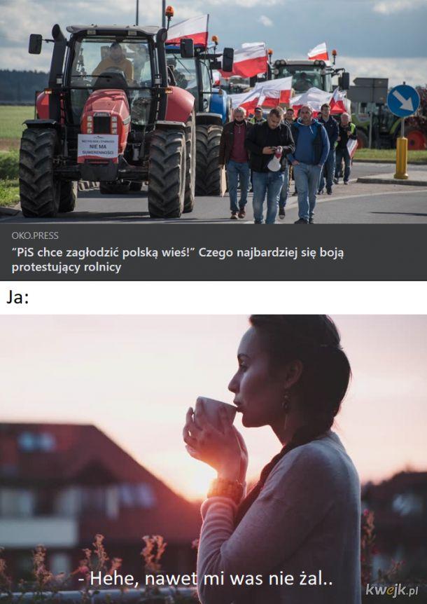 PiS wygrał dzięki wsi i się odwdzięcza.. szok!