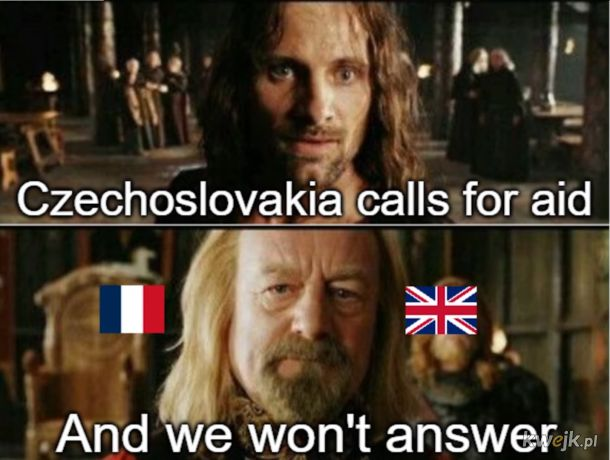 Aha, nie tylko Polska została wystawiona.