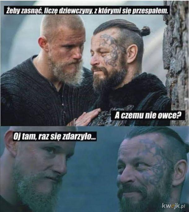 Nieokrzesani wikingowie