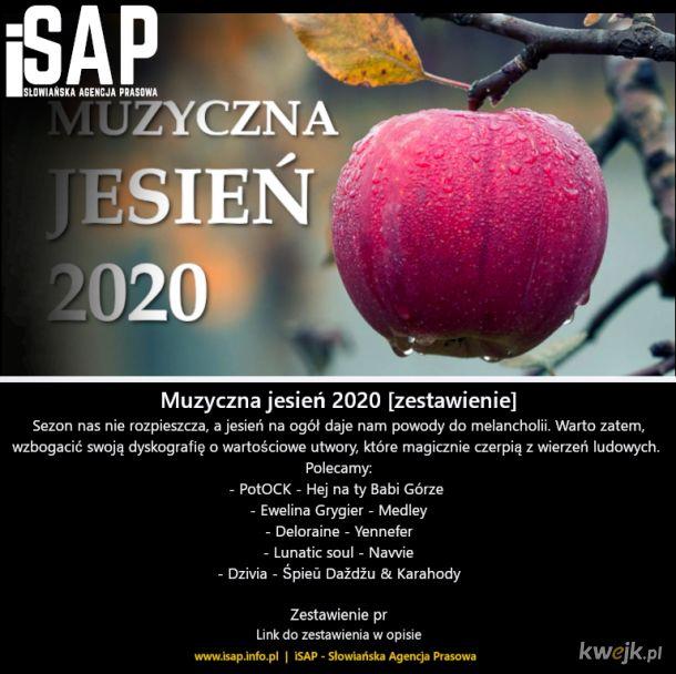 Poznaj utwory czerpiące z wierzeń ludowych! - więcej info: isap.info.pl/2020/10/22/muzyczna-jesien-2020/