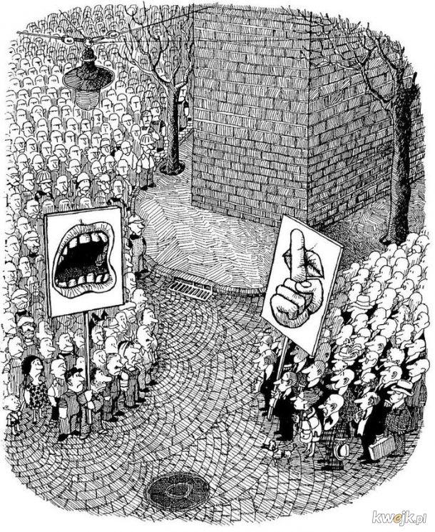 W skrócie o wszelkich protestach publicznych