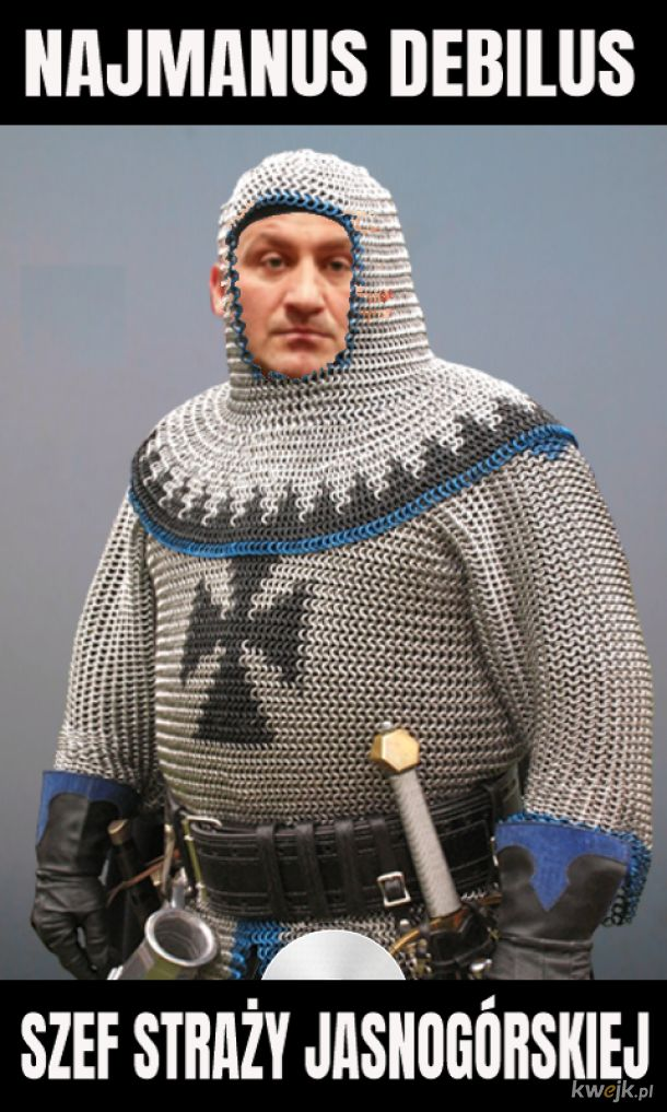 Marcin nasz bohater!