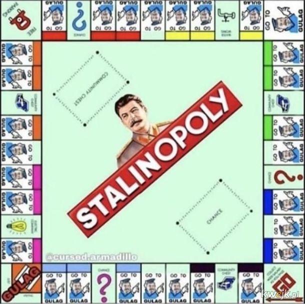 Monopoly ale inaczej