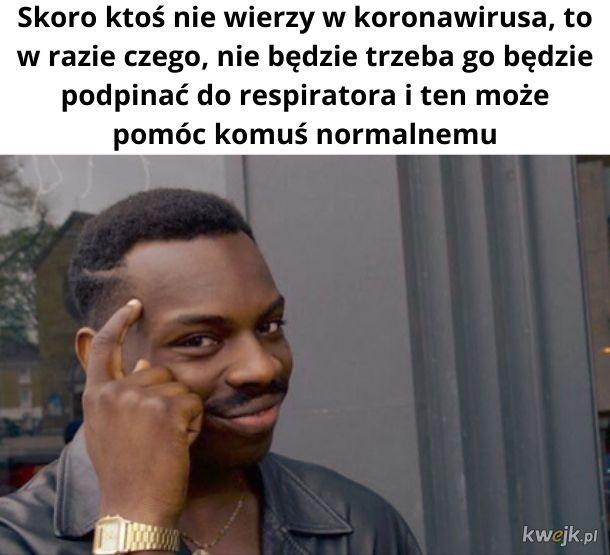 Problem respiratorów rozwiązany