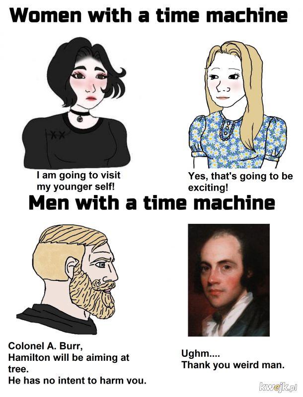 Alexander Hamilton pojedynek