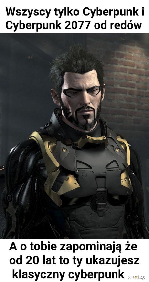 Deus Ex wcale nie jest gorszy