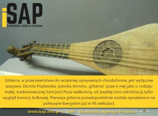 S**a, gudok i inne słowiańskie instrumenty strunowe