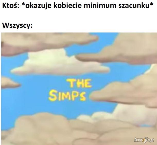 frickin simp