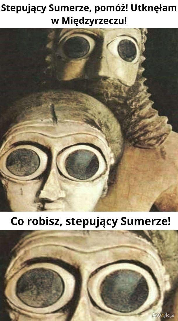 Stepujący Sumer