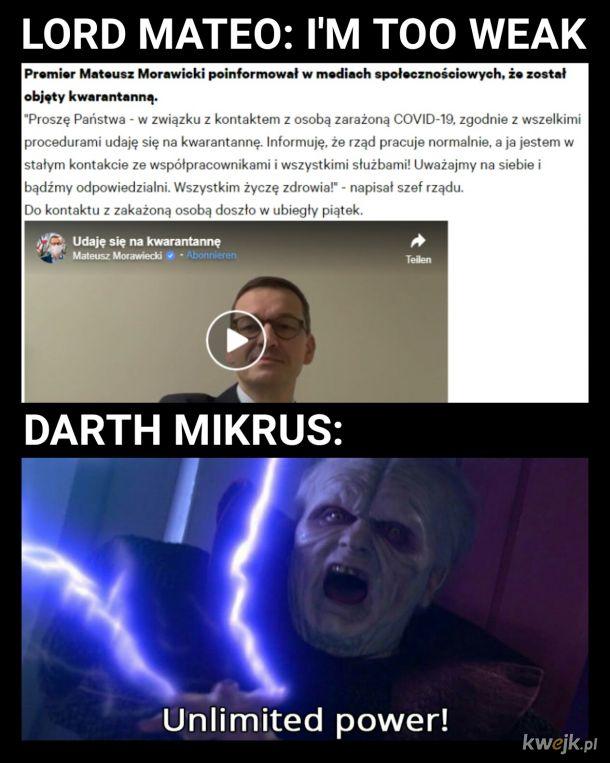 Pierwszy Wicekról przejmuje władzę!