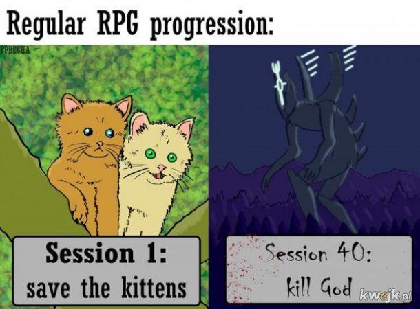 Typowe RPGi