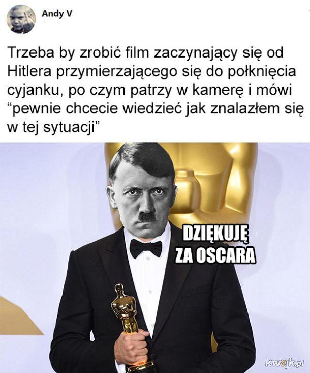 Szykuje się Oscar