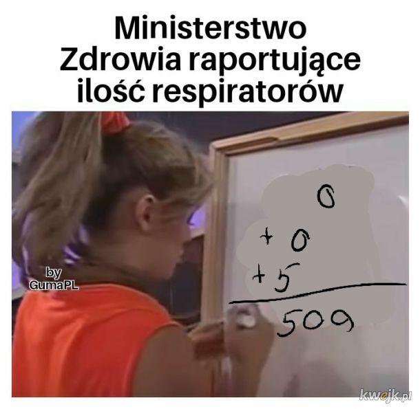 500 respiratorów