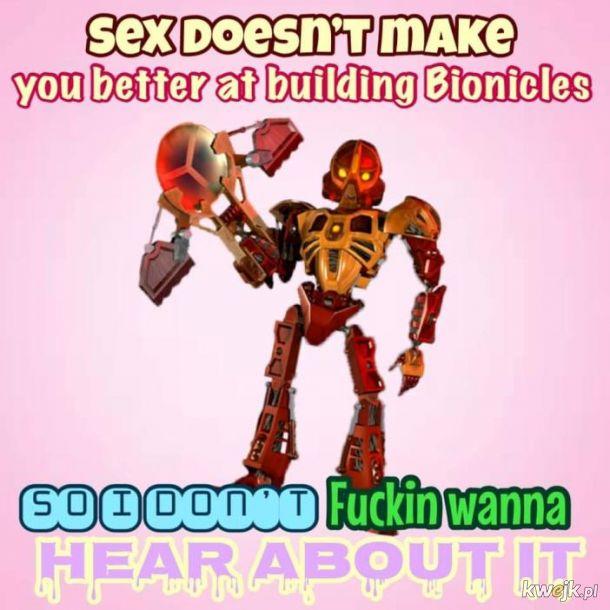 Bionicle > seks