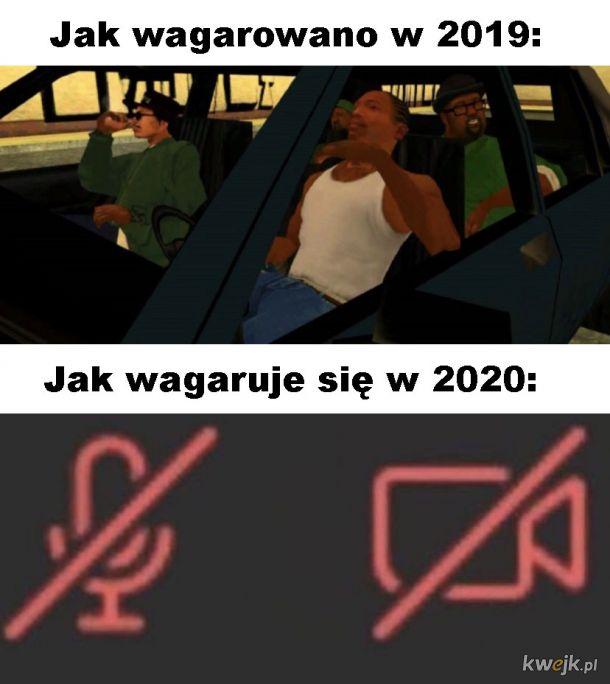Wagary w 2020