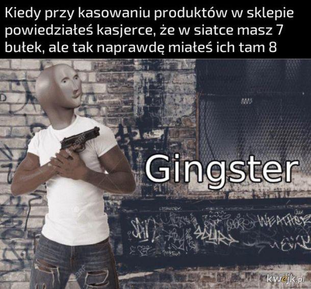 Prawdziwy gangsta
