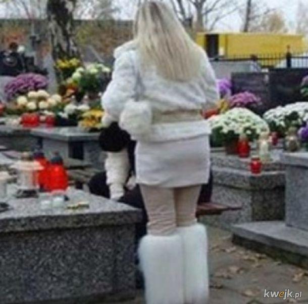 Wielu z nas w tym roku nie odwiedzi grobów bliskich. Przypominamy więc, co co w tym święcie naprawdę chodzi... O LANS!