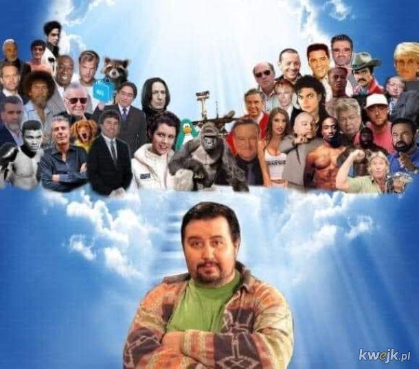 Żegnaj Panie Boczku