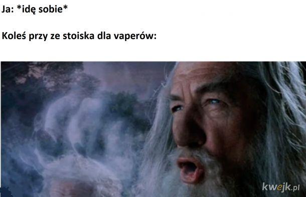 Przzestań dymić człowieku