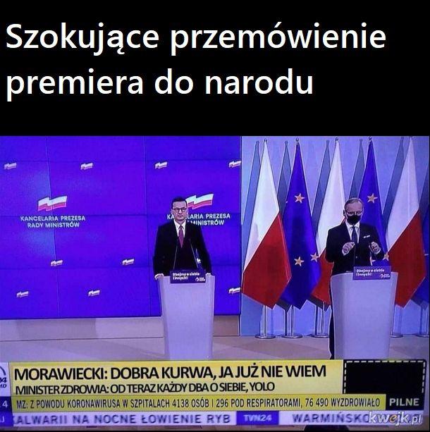 Politycy przyznają otwarcie