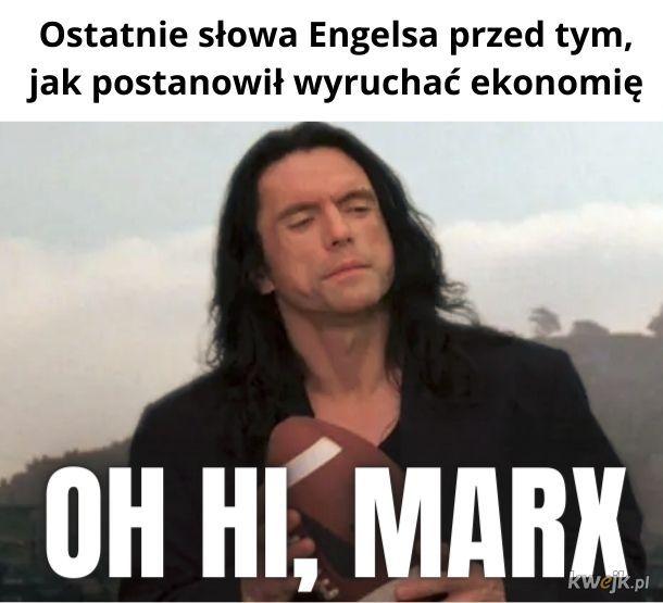 Najlepsi komicy wszechczasów - Marks i Engels
