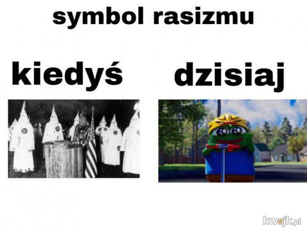 Symbol rasizmu