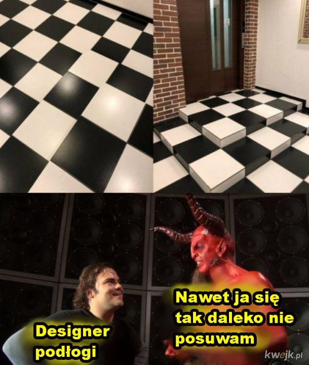 Zła podłoga