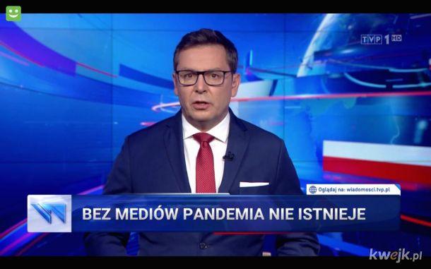 Czy gdybyś nie słyszał o pandemi to byś ją zauważył?