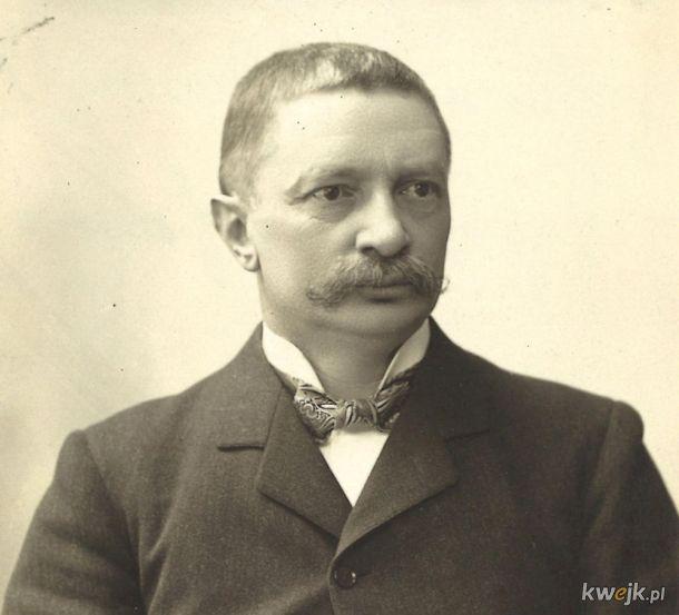 Dziś mija 166. rocznica urodzin Johannesa Rydberga