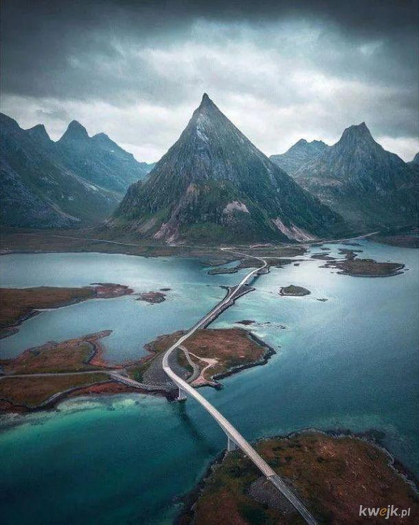 Wyspa Lofoten, Norwegia