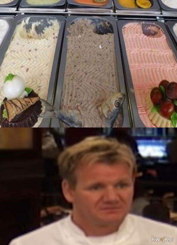 Rybny smak