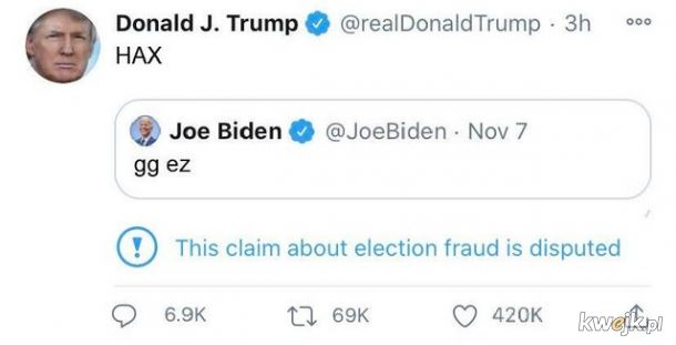 Podsumowanie wyborów w USA