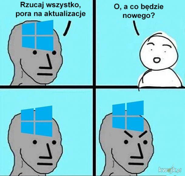 Aktualizacja Windowsa