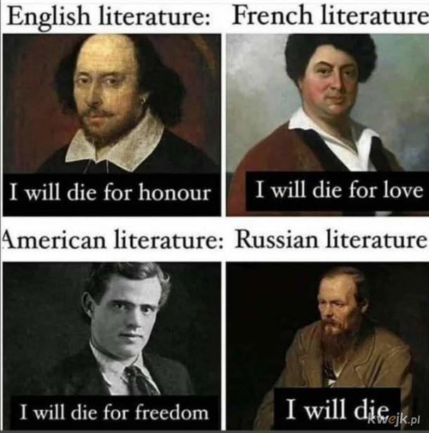 Istota literatury narodowej