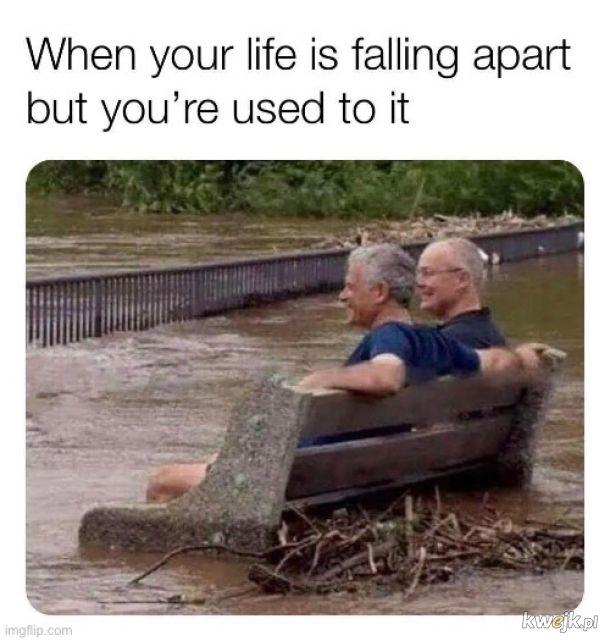 Pewne rzeczy w życiu są stałe