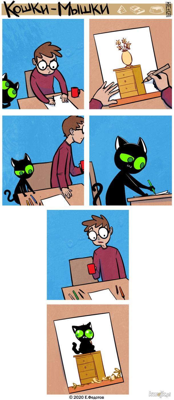 Kotki tak mają