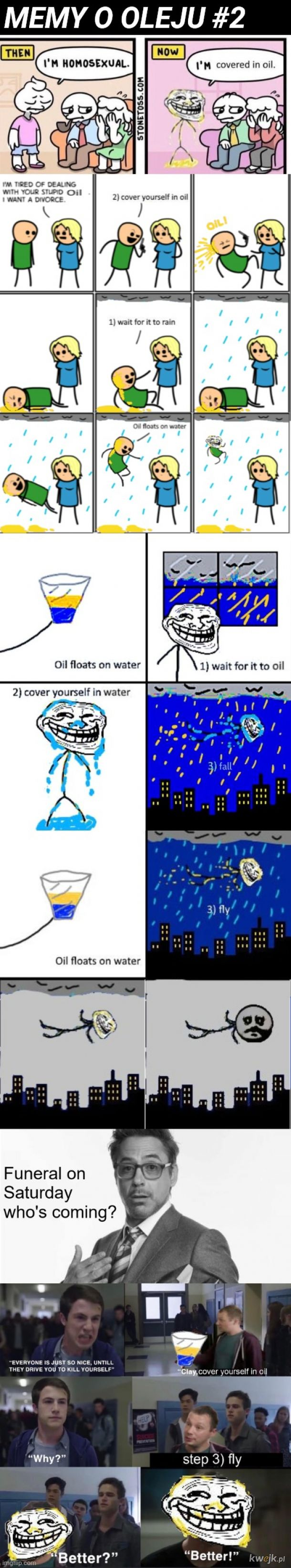 Memy o oleju #2