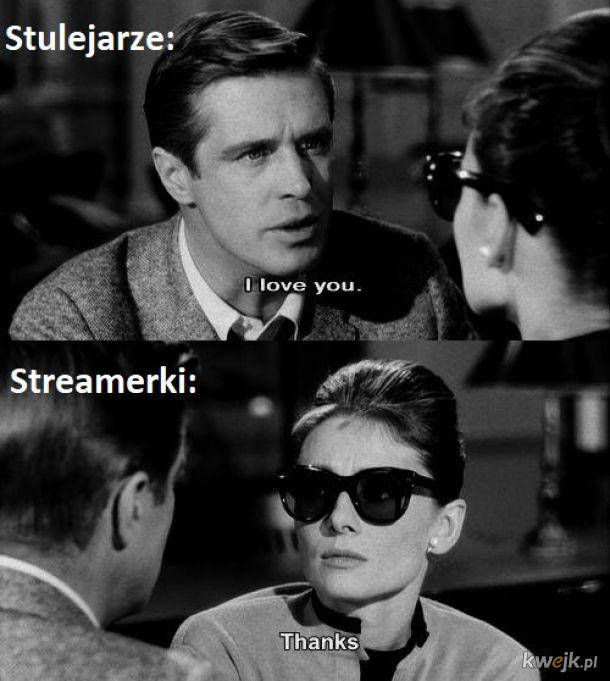 Współczesne love story