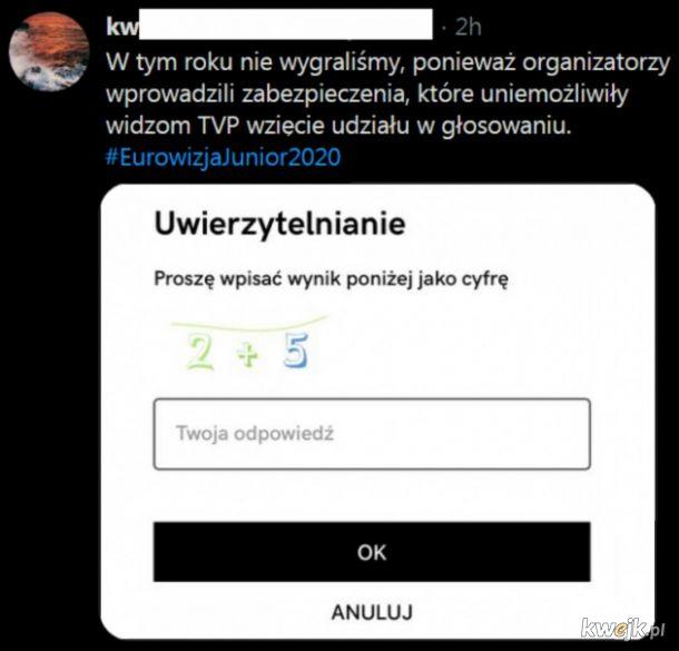 Dramat Eurowizji Junior. Kurski zmarnował miliony głosów.