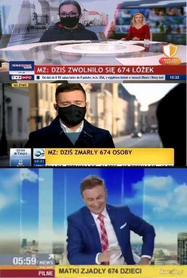 Różnice w przekazie