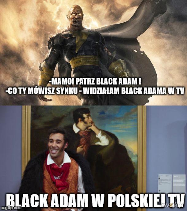 Polski Black Adam