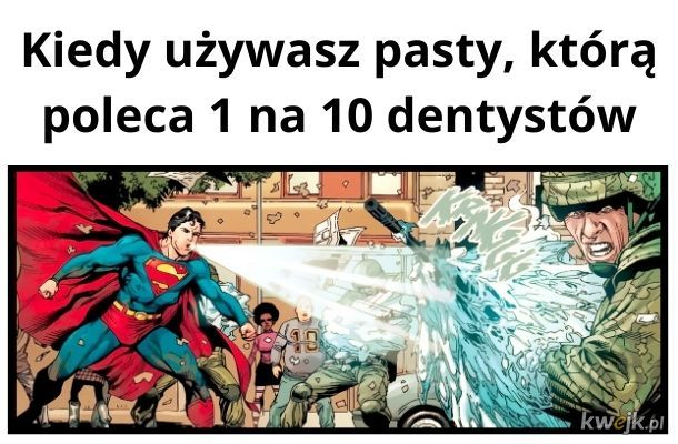 Ten jeden dentysta...
