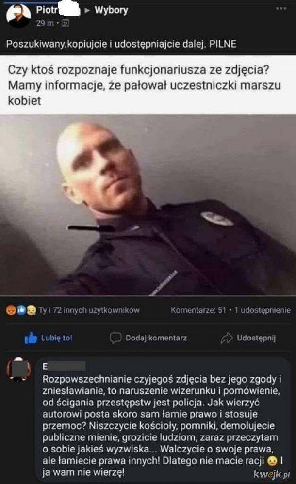Brutalna policja to problem światowy