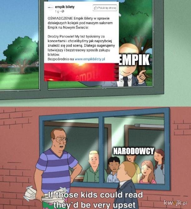 Przykro mi Panie Empik :(