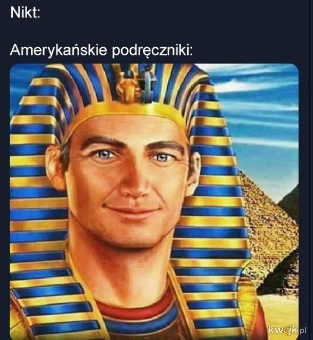 Matko faraońska, toż to Brian VI z dynastii Ptolemeuszy