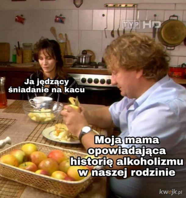 Śniadanko z mamą