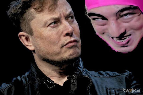 To Pinki i jego kumpel...