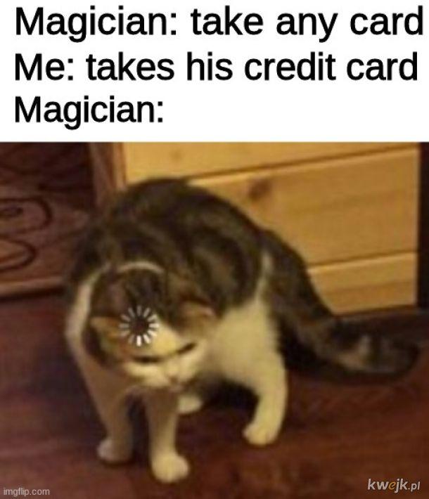 Sztuczka magiczna