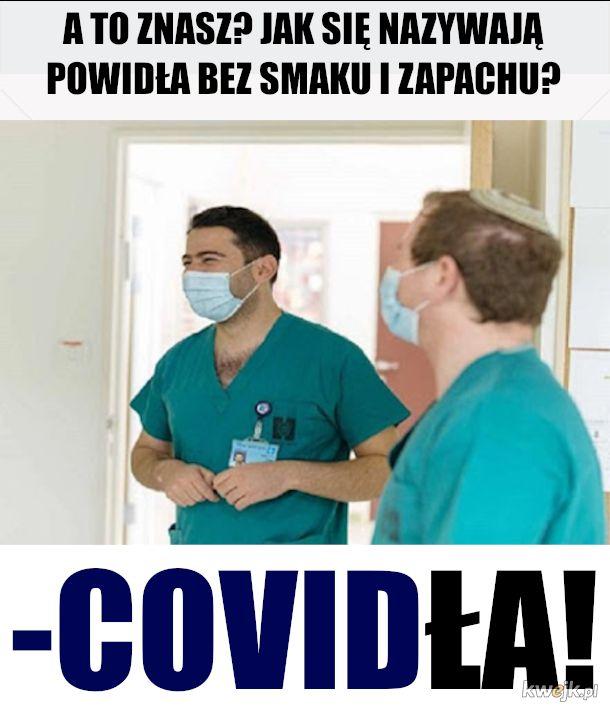 Lekarskie heheszki śmieszki
